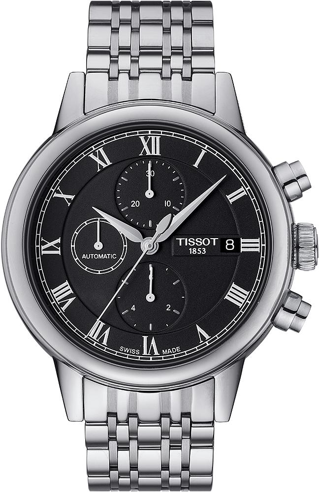 Tissot T085.427.11.053.00 - zegarek męski