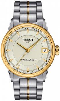 Zegarek zegarek męski Tissot T086.207.22.261.00