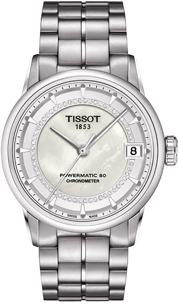 Tissot T086.208.11.116.00 - zegarek damski