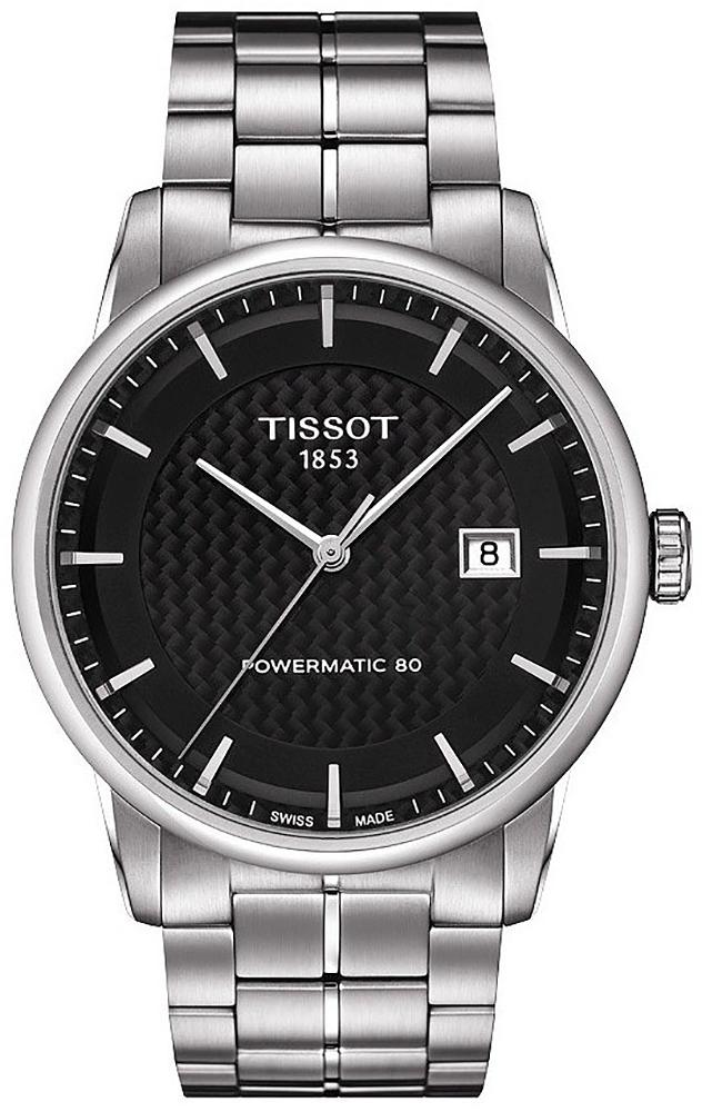 Tissot T086.407.11.201.02 - zegarek męski
