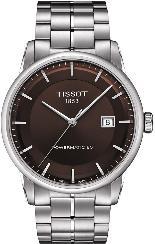 Tissot T086.407.11.291.00 - zegarek męski