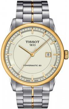 Zegarek zegarek męski Tissot T086.407.22.261.00