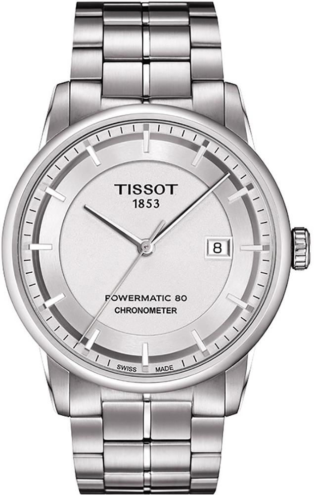 Tissot T086.408.11.031.00 - zegarek męski