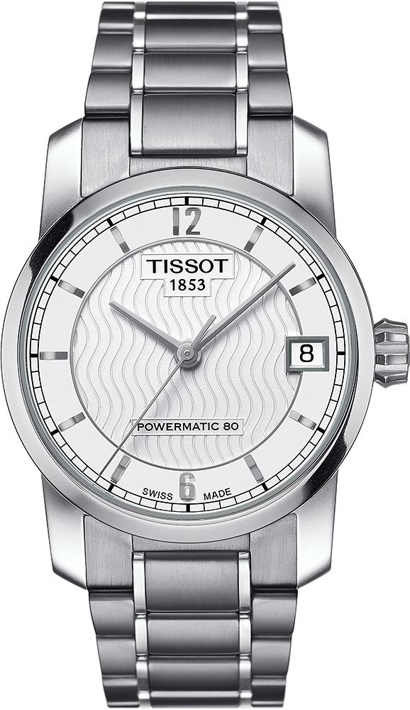 Tissot T087.207.44.037.00 - zegarek damski