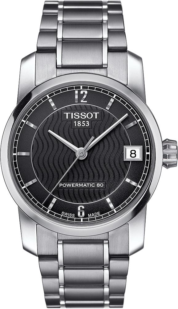 Tissot T087.207.44.057.00 - zegarek damski