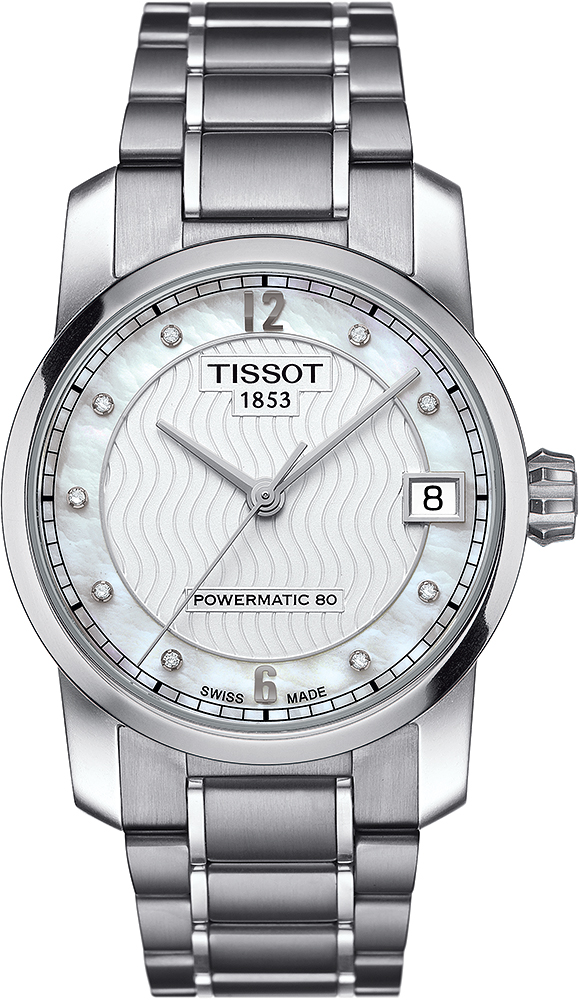 Tissot T087.207.44.116.00 - zegarek damski