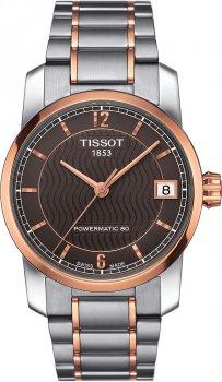 Tissot T087.207.55.297.00-POWYSTAWOWY - zegarek damski