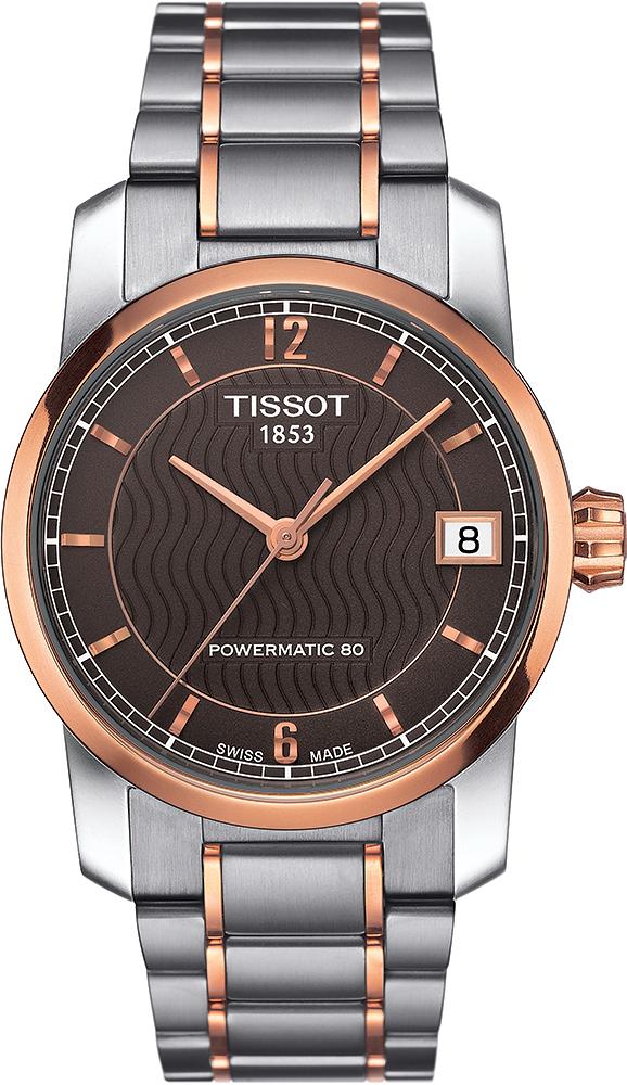 Tissot T087.207.55.297.00 - zegarek damski