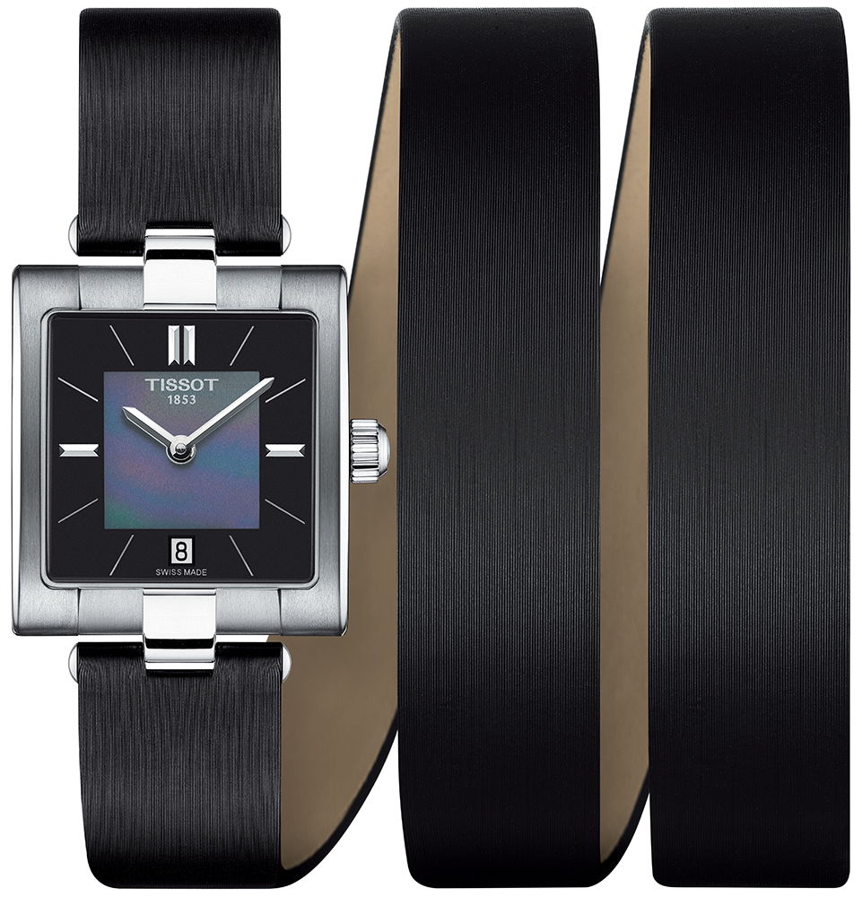 Tissot T090.310.17.051.00 - zegarek damski