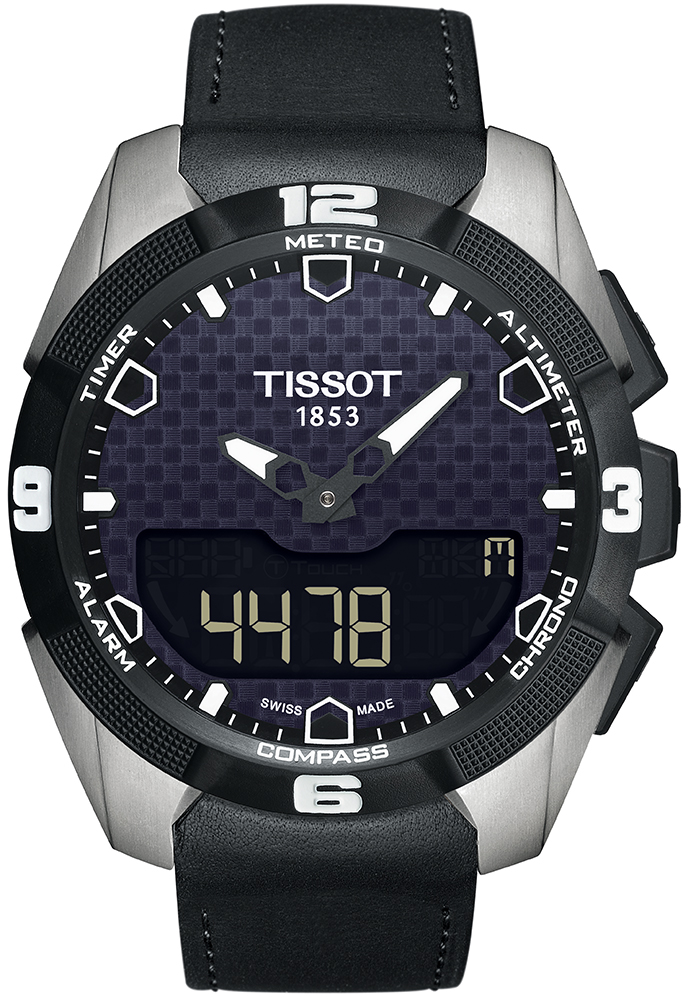 Tissot T091.420.46.051.00 - zegarek męski