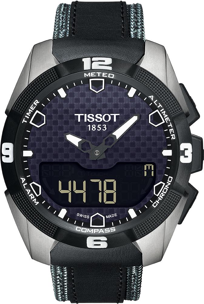 Tissot T091.420.46.051.01 - zegarek męski