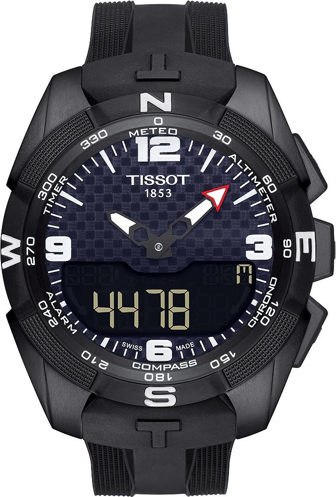 Tissot T091.420.47.057.01 - zegarek męski