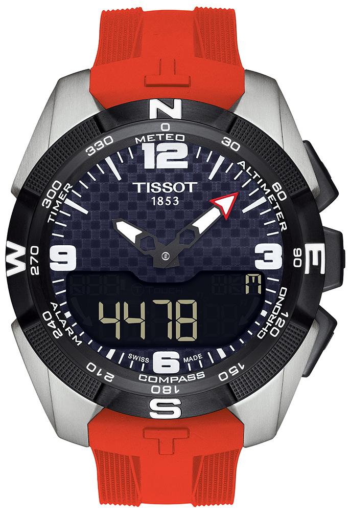 Tissot T091.420.47.057.03 - zegarek męski