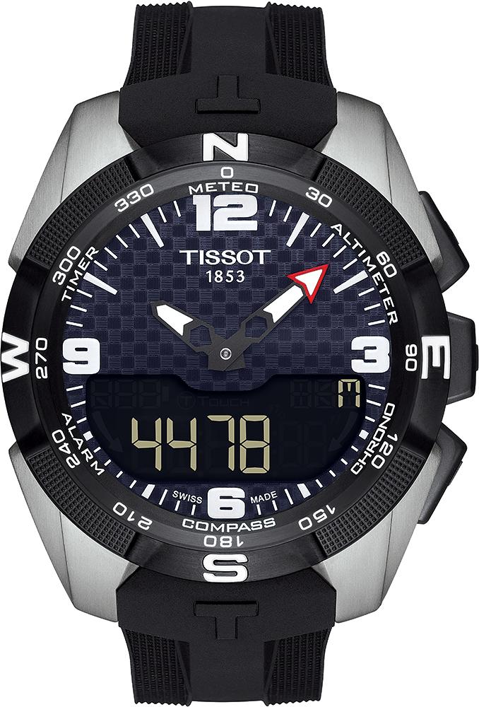 Tissot T091.420.47.207.01 - zegarek męski