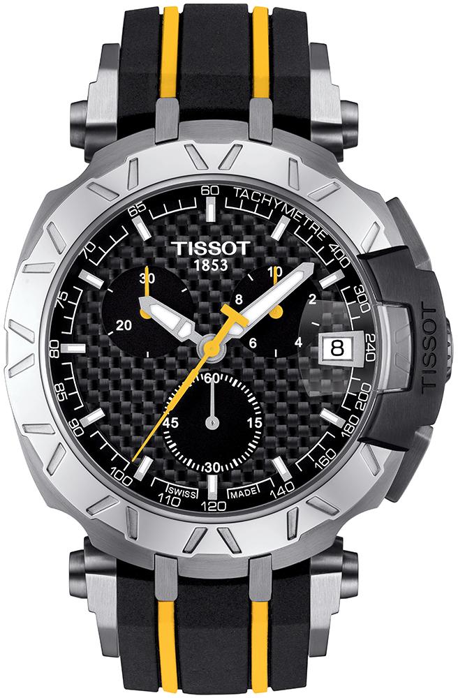 Tissot T092.417.17.201.00 - zegarek męski