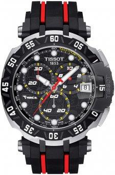 Tissot T092.417.27.051.00-POWYSTAWOWY - zegarek męski