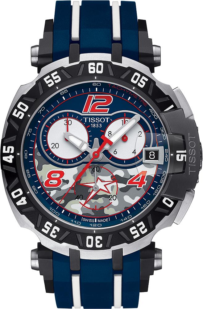 Tissot T092.417.27.057.03 - zegarek męski