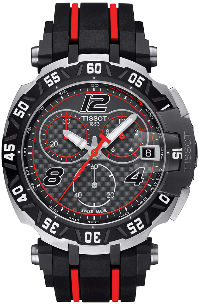 Tissot T092.417.27.207.00 - zegarek męski
