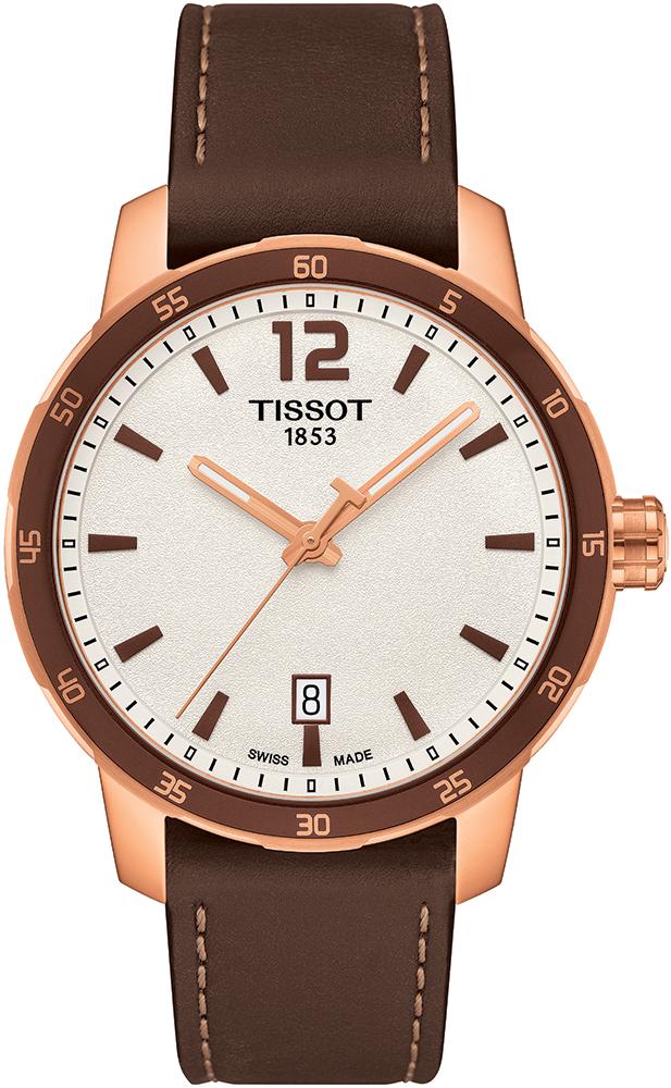 Tissot T095.410.36.037.00 - zegarek męski