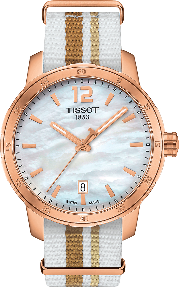 Tissot T095.410.37.117.00 - zegarek damski