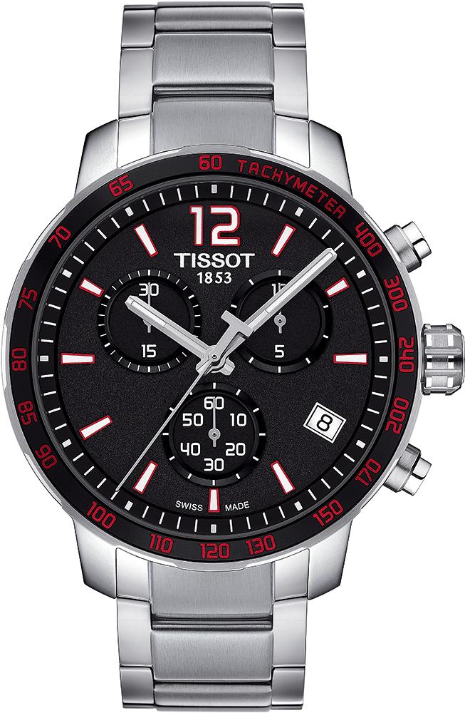 Tissot T095.417.11.057.00 - zegarek męski