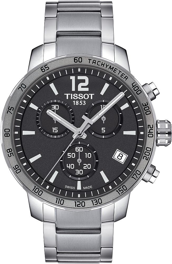 Tissot T095.417.11.067.00 - zegarek męski