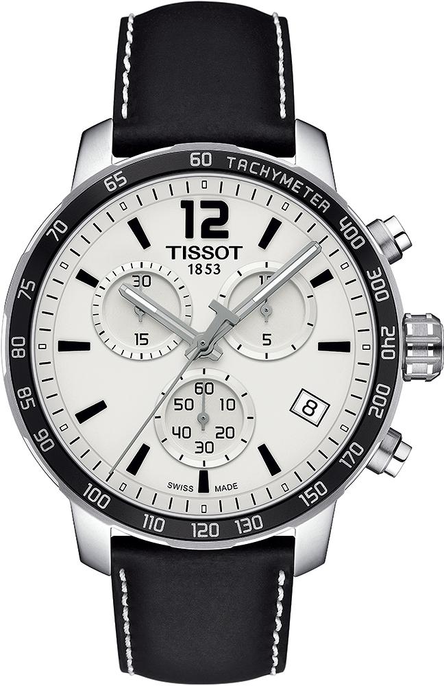 Tissot T095.417.16.037.00 - zegarek męski