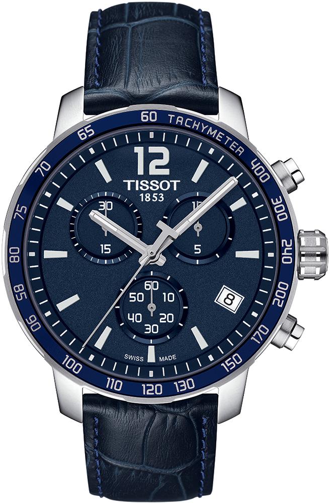 Tissot T095.417.16.047.00 - zegarek męski