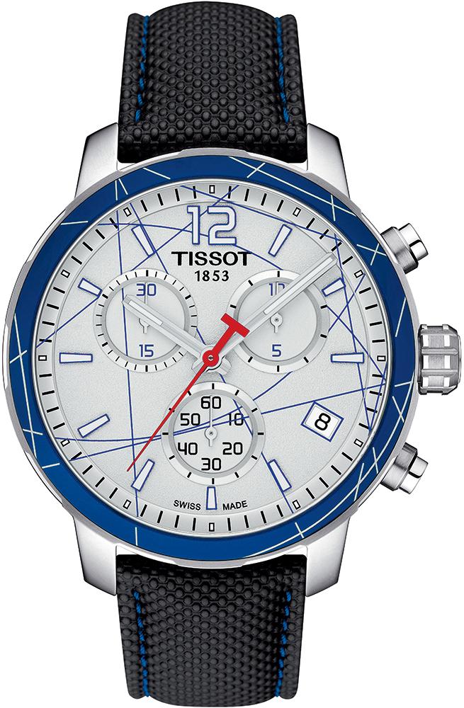 Tissot T095.417.17.037.00 - zegarek męski