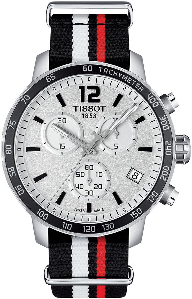 Tissot T095.417.17.037.01 - zegarek męski