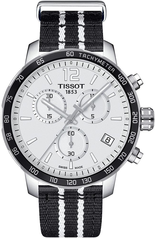 Tissot T095.417.17.037.07 - zegarek męski