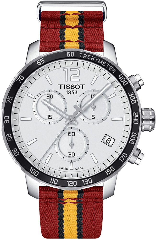 Tissot T095.417.17.037.08 - zegarek męski