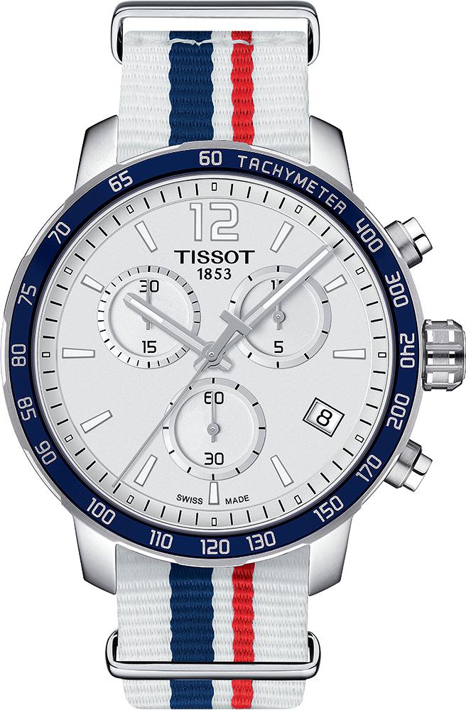 Tissot T095.417.17.037.09 - zegarek męski