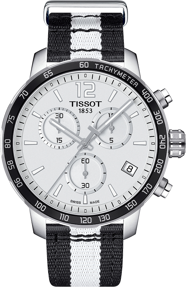 Tissot T095.417.17.037.11 - zegarek męski