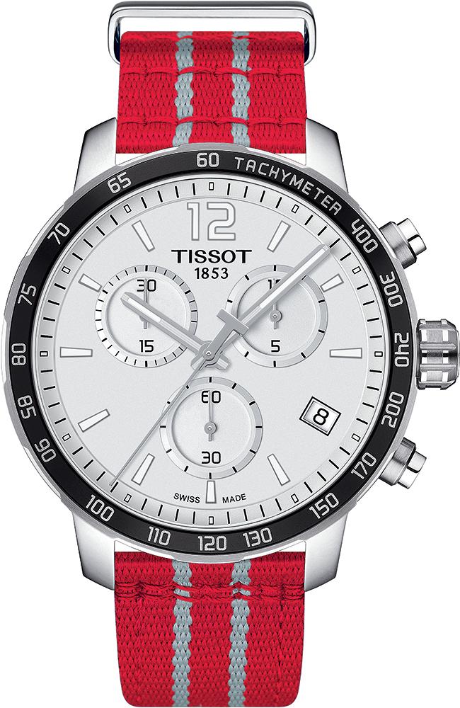Tissot T095.417.17.037.12 - zegarek męski