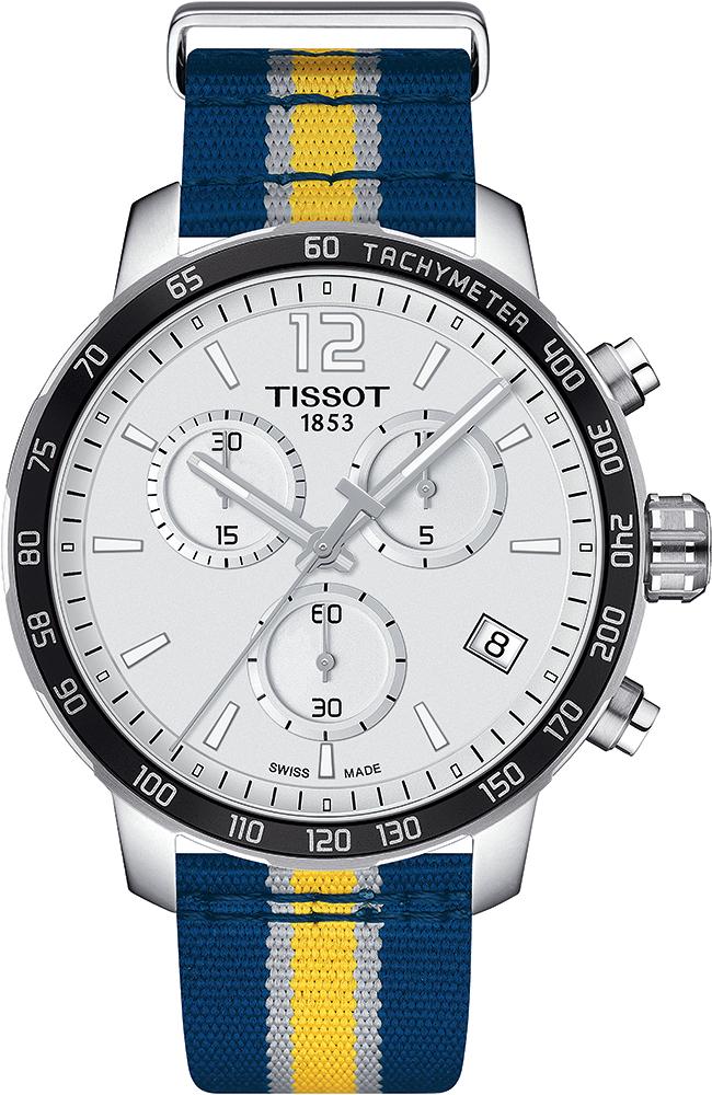 Tissot T095.417.17.037.23 - zegarek męski