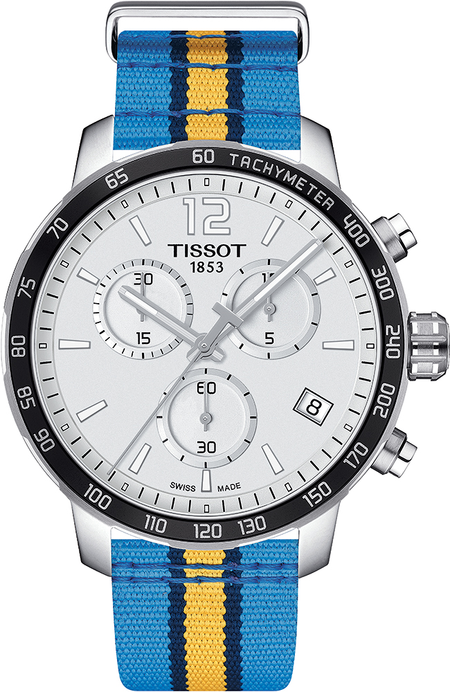 Tissot T095.417.17.037.25 - zegarek męski