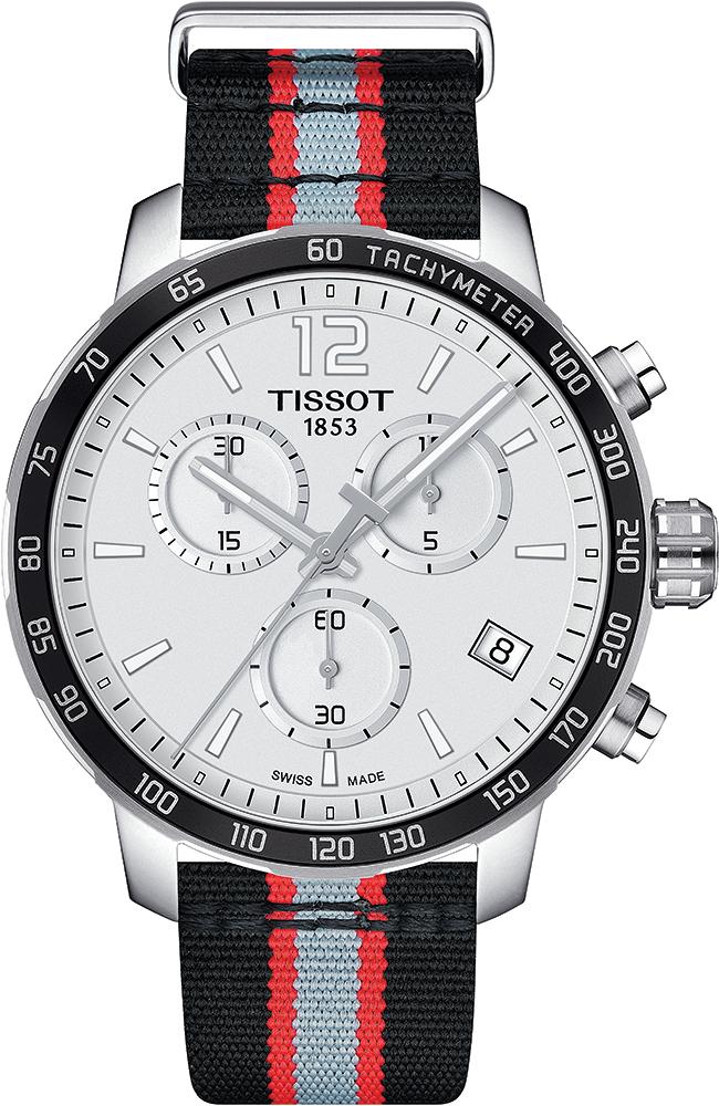 Tissot T095.417.17.037.27 - zegarek męski