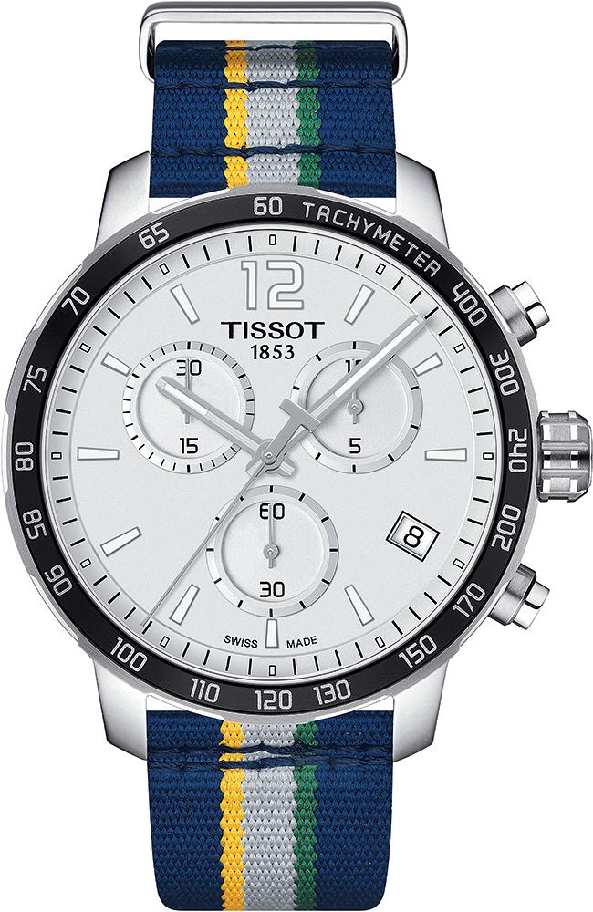 Tissot T095.417.17.037.28 - zegarek męski