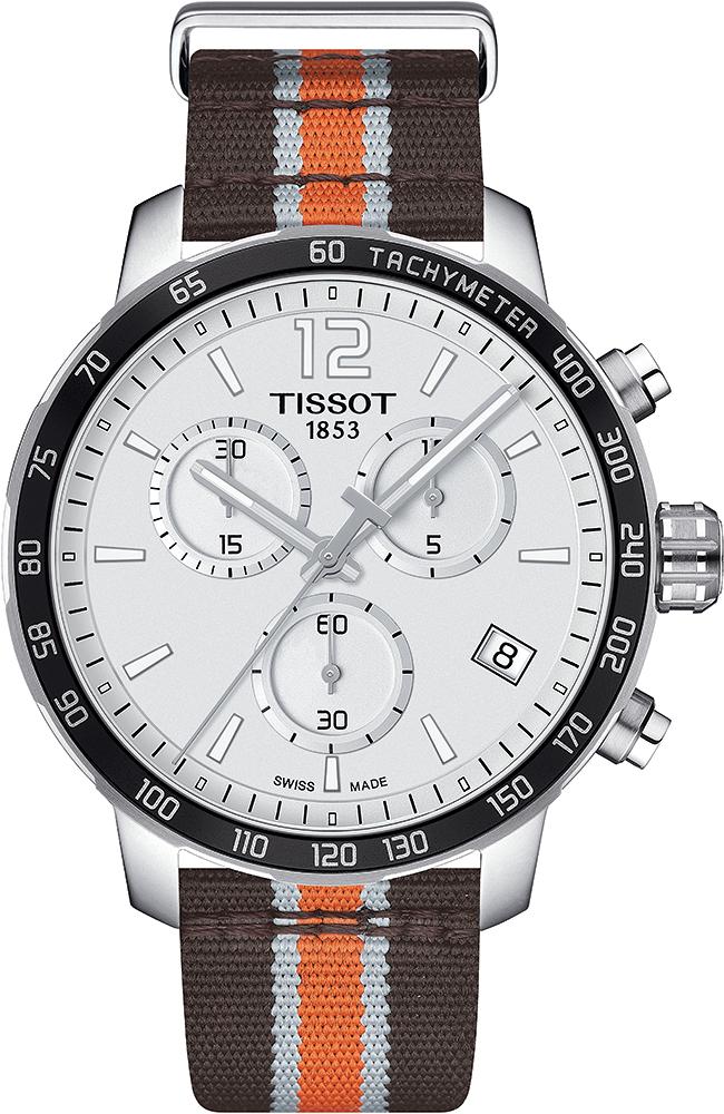Tissot T095.417.17.037.34 - zegarek męski