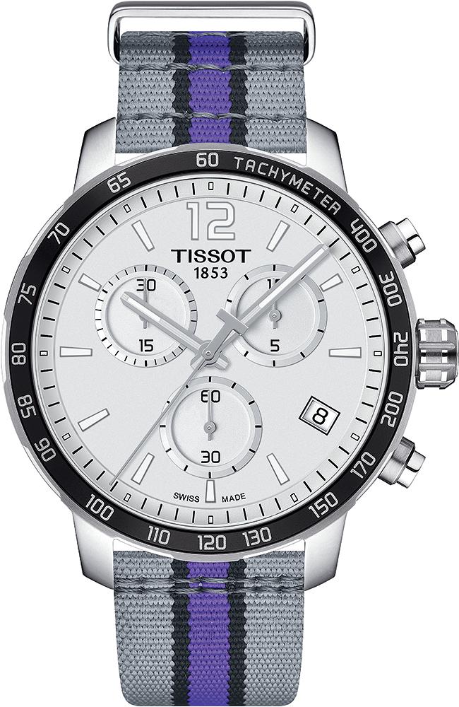 Tissot T095.417.17.037.35 - zegarek męski