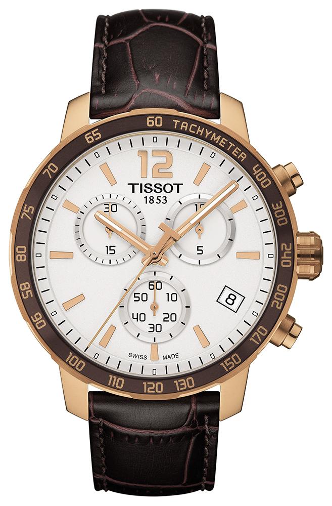 Tissot T095.417.36.037.00 - zegarek męski