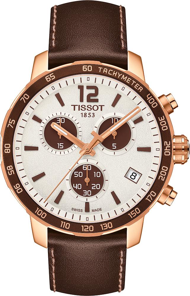 Tissot T095.417.36.037.01 - zegarek męski