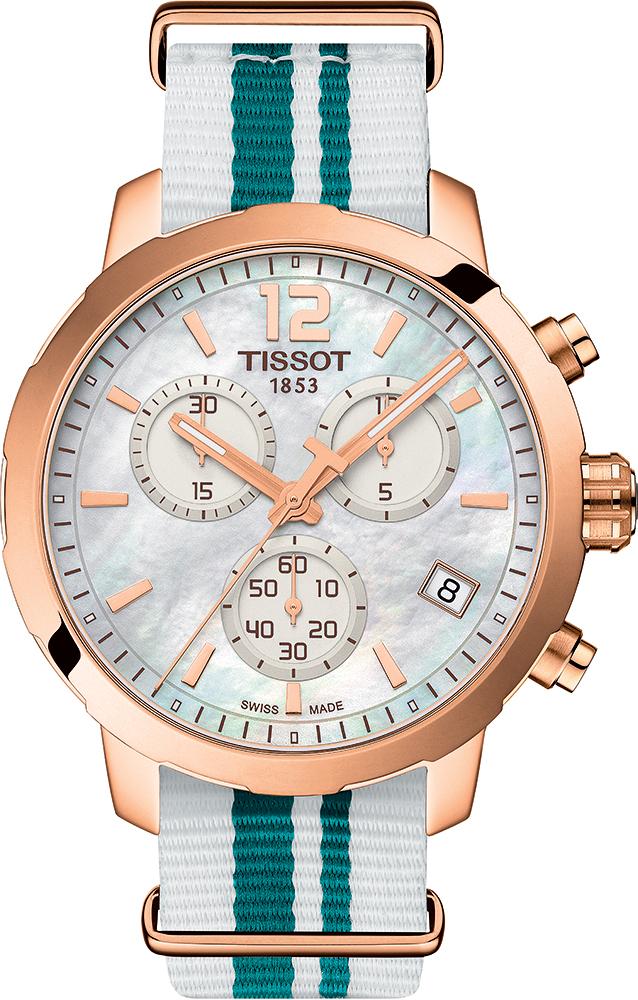 Tissot T095.417.37.117.01 - zegarek męski
