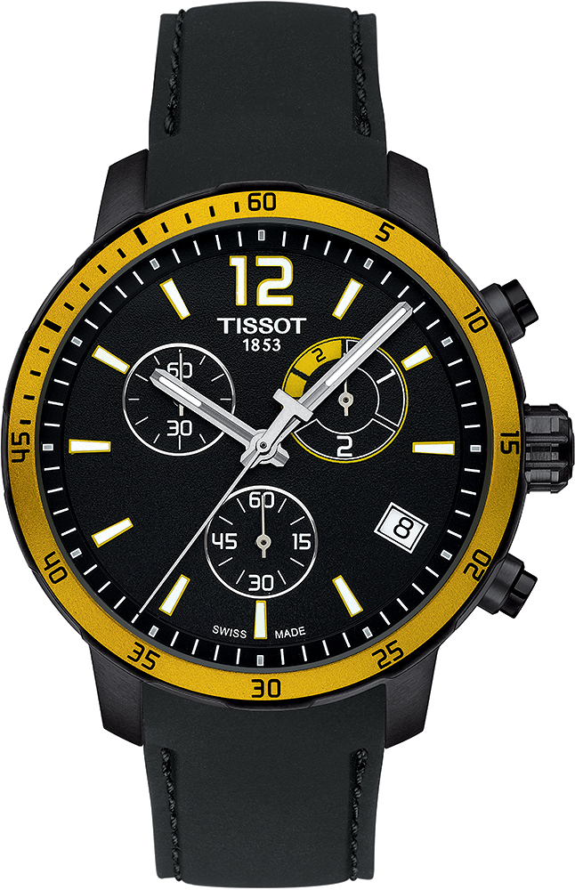 Tissot T095.449.37.057.00 - zegarek męski