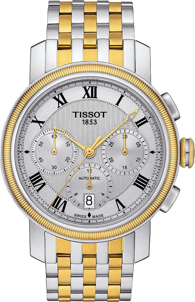 Tissot T097.427.22.033.00 - zegarek męski