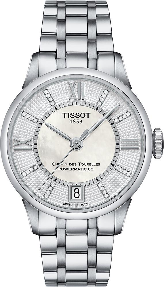 Tissot T099.207.11.116.00 - zegarek damski