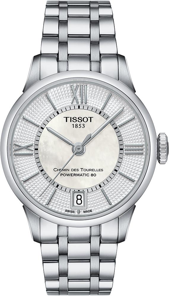Tissot T099.207.11.118.00 - zegarek damski