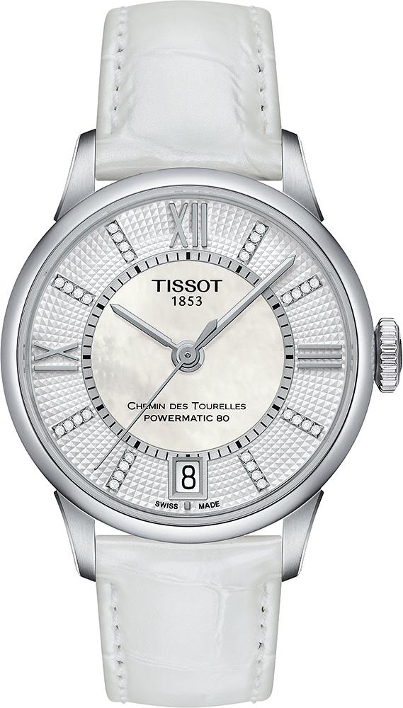 Tissot T099.207.16.116.00 - zegarek damski
