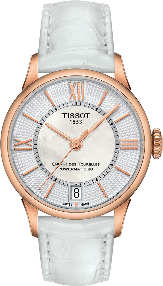 Tissot T099.207.36.118.00 - zegarek damski
